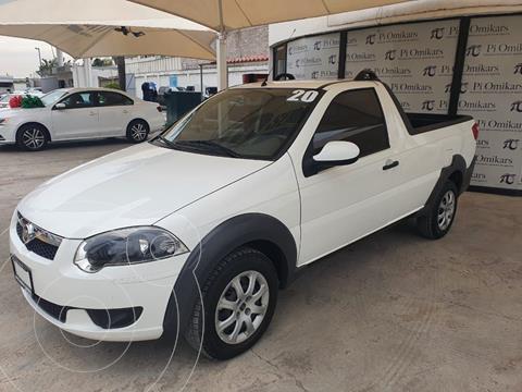 RAM 700 Cabina Sencilla usado (2020) color Blanco precio $228,000