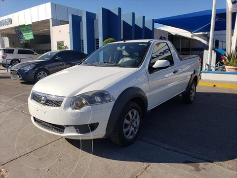 RAM 700 SLT Regular Cab usado (2019) color Blanco precio $185,000