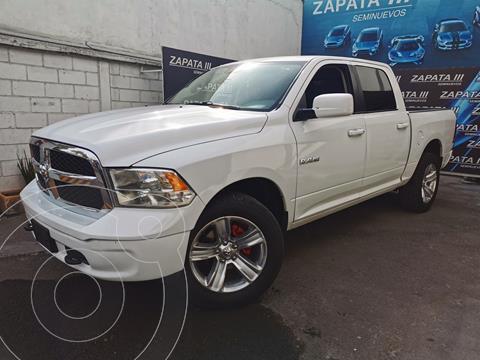 RAM Dakota 3.7L SLT 4x2 Crew Cab usado (2016) color Blanco precio $345,000