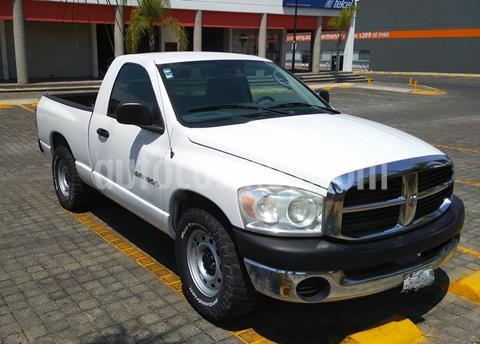 RAM 1500 SLT 1500 Trabajo 3.6L Aut 4x2 usado (2008) color Blanco precio $119,000