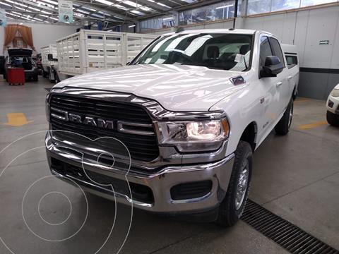 RAM 1500 SLT 1500 Trabajo 3.6L Aut 4x4 usado (2019) color Blanco precio $805,000