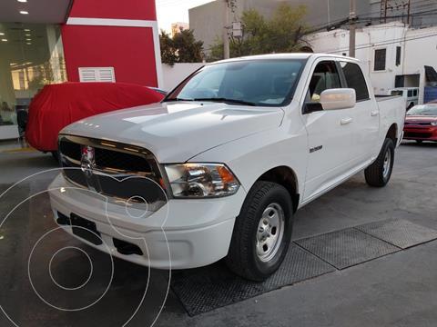 RAM 1500 SLT 1500 Trabajo 3.6L Aut 4x4 usado (2016) color Blanco precio $340,000
