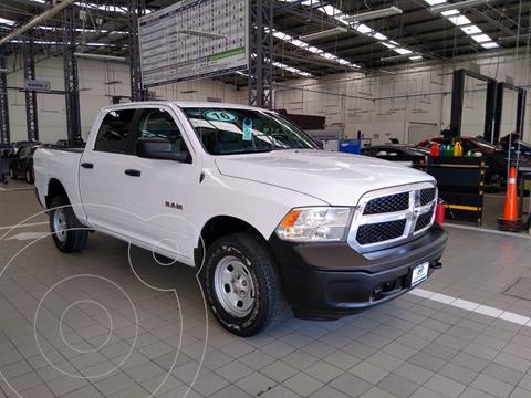 RAM RAM SLT 1500 Crew Cab Trabajo 3.6L Aut 8 vel 4x2 usado (2016) color Blanco precio $335,000