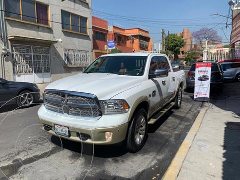 RAM 1500 Longhorn 4x4 5.7L usado (2015) color Blanco precio $538,000