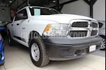 Foto venta Auto usado RAM RAM SLT 1500 Crew Cab Trabajo 3.6L Aut 8 vel 4x2 (2017) color Blanco precio $408,000