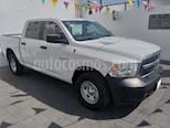 Foto venta Auto usado RAM RAM SLT 1500 Crew Cab Trabajo 3.6L Aut 8 vel 4x4 (2017) color Blanco precio $390,000