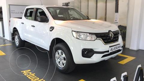 Renault Alaskan Confort 4x2 nuevo color Blanco financiado en cuotas(anticipo $599.000 cuotas desde $27.000)