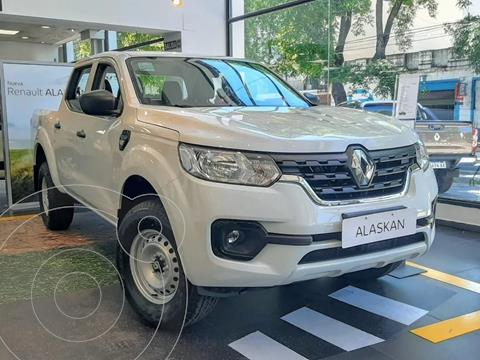 Renault Alaskan Confort 4x4 nuevo color Blanco financiado en cuotas(anticipo $750.000 cuotas desde $39.600)