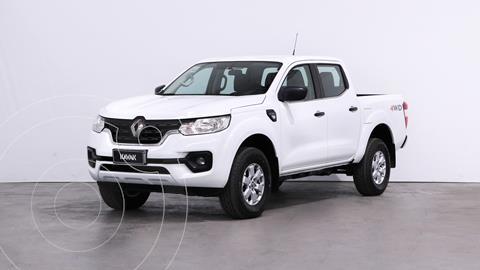 Renault Alaskan Emotion 4x4 usado (2021) color Blanco Glaciar precio $4.390.000