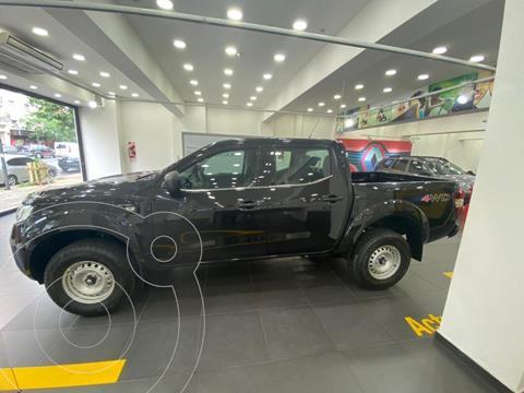 Renault Alaskan Confort 4x2 nuevo color Negro financiado en cuotas(anticipo $600.000 cuotas desde $39.600)
