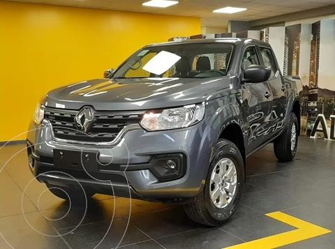 Renault Alaskan Confort 4x2 nuevo color Gris financiado en cuotas(anticipo $599.000 cuotas desde $27.000)