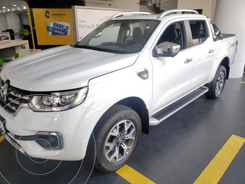 Renault Alaskan Iconic 4x4 nuevo color Blanco Glaciar financiado en cuotas(anticipo $2.400.000 cuotas desde $39.600)