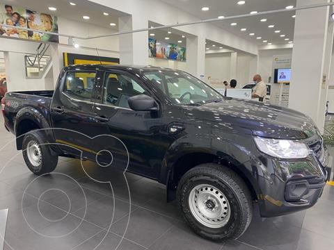 Renault Alaskan Confort 4x2 nuevo color Negro financiado en cuotas(anticipo $900.000 cuotas desde $36.899)
