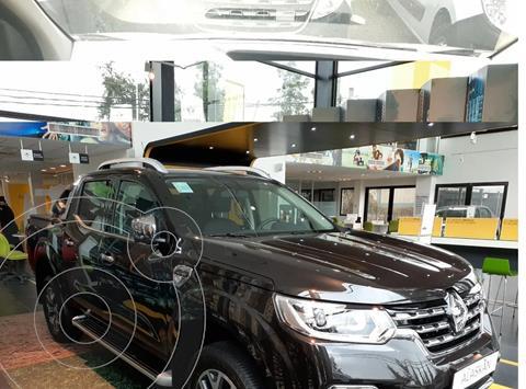 Renault Alaskan Confort 4x4 nuevo color Negro financiado en cuotas(anticipo $600.390 cuotas desde $32.000)