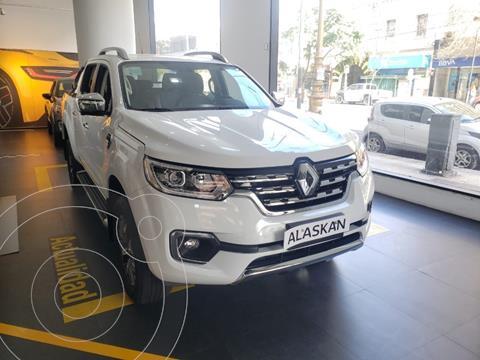 Renault Alaskan Iconic 4x4 nuevo color Blanco Glaciar financiado en cuotas(anticipo $1.300.000 cuotas desde $36.899)
