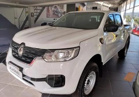 Renault Alaskan Confort 4x2 nuevo color Blanco financiado en cuotas(anticipo $870.000 cuotas desde $36.000)
