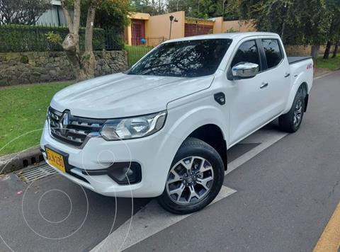 Renault Alaskan 2.5L Zen 4x4  usado (2018) color Blanco precio $94.900.000