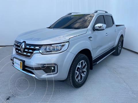 Renault Alaskan 2.5L Zen 4x4   usado (2020) color Plata precio $120.900.000