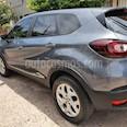Renault Captur Zen usado (2018) color Gris precio $1.100.000
