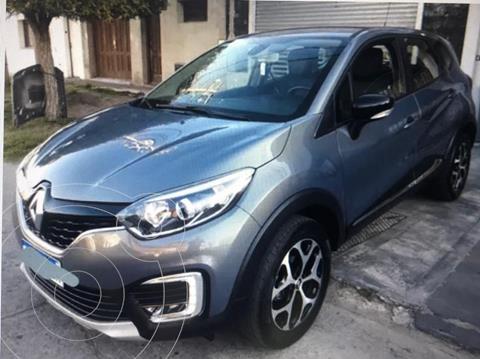 Renault Captur Intens 1.6 CVT usado (2018) color Gris Acero precio $1.985.000