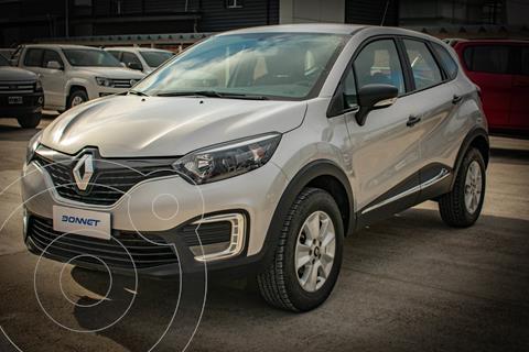 Renault Captur Life usado (2018) color Gris precio $2.295.000
