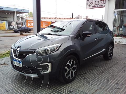Renault Captur Intens usado (2017) color Gris precio $2.700.000