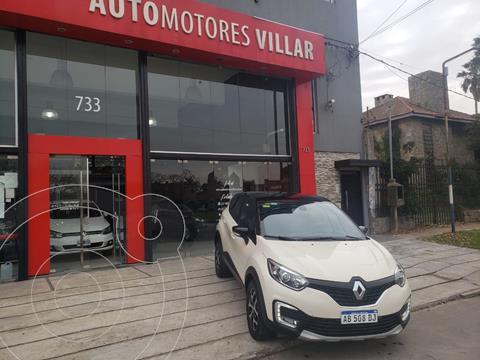 Renault Captur Intens usado (2017) color Blanco precio $2.100.000