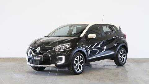 Renault Captur Intens usado (2017) color Negro precio $2.540.000