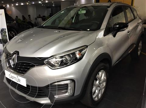 Renault Captur Zen nuevo color Gris Estrella financiado en cuotas(anticipo $450.000 cuotas desde $28.976)