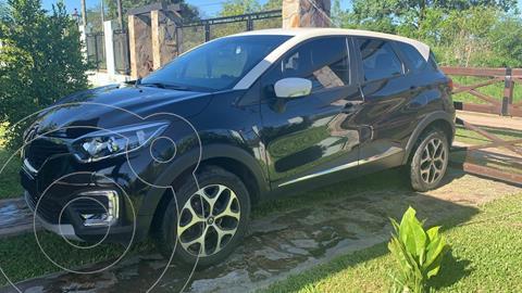 Renault Captur Intens usado (2017) color Negro precio $1.850.000