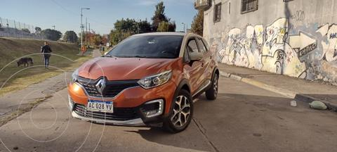 Renault Captur Intens usado (2017) color Naranja precio $1.610.000