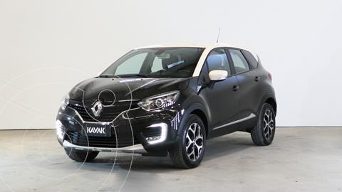 Renault Captur Intens usado (2017) color Negro precio $2.100.000
