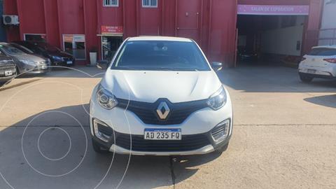 Renault Captur Intens 1.6 CVT usado (2018) color Blanco precio $2.290.000