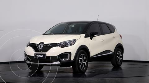 Renault Captur Intens 1.6 CVT usado (2018) color Blanco Glaciar precio $2.450.000
