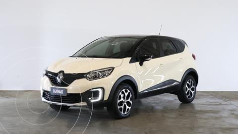 Renault Captur Intens usado (2017) color Bronce precio $2.120.000