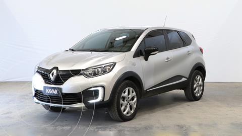 Renault Captur Zen usado (2019) color Gris Acero precio $3.040.000