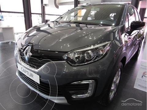 Renault Captur Zen nuevo color Gris Acero financiado en cuotas(anticipo $420.000 cuotas desde $28.976)