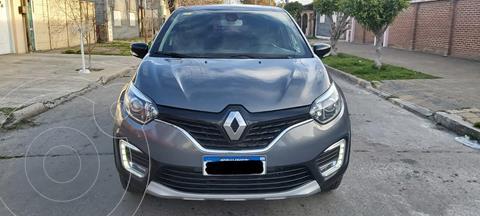 Renault Captur Intens usado (2017) color Gris precio $2.790.000