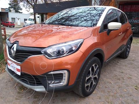 Renault Captur Intens usado (2017) color Naranja precio $2.420.000