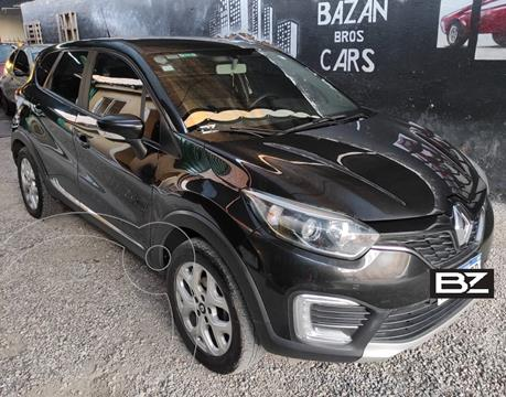 Renault Captur Zen usado (2017) color Negro precio $2.160.000