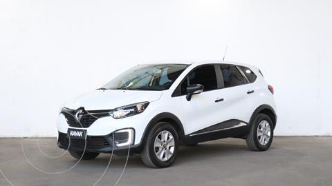 Renault Captur Life usado (2018) color Blanco Glaciar precio $2.190.000