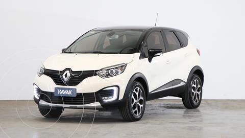 foto Renault Captur Intens usado (2017) color Blanco precio $2.550.000