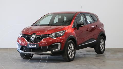 Renault Captur Zen usado (2017) color Rojo precio $2.010.000