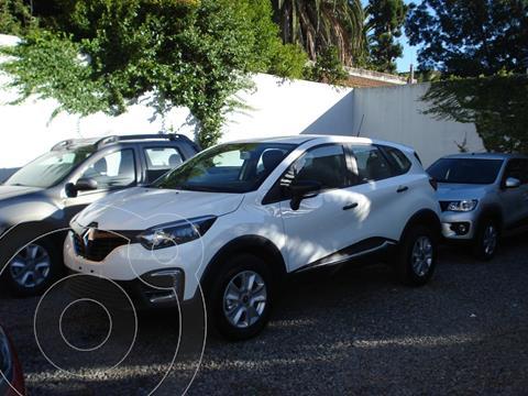 Renault Captur Life nuevo color Blanco financiado en cuotas(anticipo $400.000 cuotas desde $28.976)