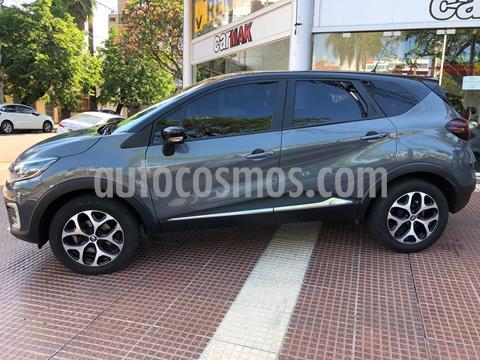 foto Renault Captur Intens usado (2017) color Gris precio $2.049.990