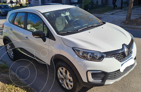 Renault Captur Zen usado (2019) color Blanco Glaciar precio $2.500.000