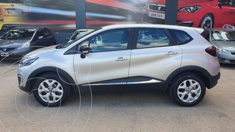 Renault Captur Zen usado (2017) color Gris Claro precio $1.660.000