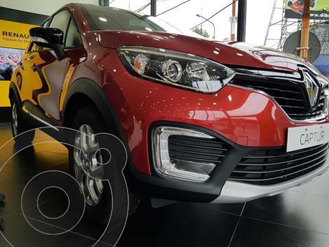Renault Captur Zen nuevo color Rojo financiado en cuotas(anticipo $340.000 cuotas desde $28.976)