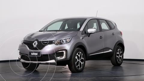 Renault Captur Intens 1.6 CVT usado (2020) color Gris Acero precio $2.730.000