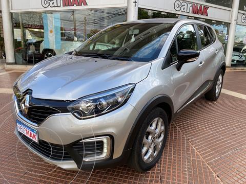 Renault Captur Zen usado (2018) color Gris financiado en cuotas(anticipo $1.400.000)
